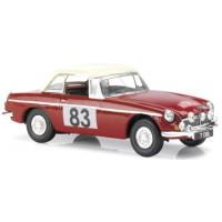 MG B MonteC.'64 #83, Morley