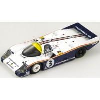 PORSCHE 956 LeMans'83 #3, winner A.Holbert / H.Haywood / V.Schuppan