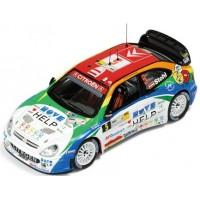 CITROËN Xsara WRC Rally Germany'07 #5, M.Stohl / I.Minor