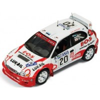 TOYOTA Corolla WRC Rally Finland'00 #20, M.Martin / M.Park