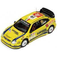 CITROËN Xsara WRC Rally Norway'07 #19, G.Galli / G.Bernacchini