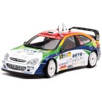 CITROËN Xsara WRC Rally Germany'07 #5, Stohl / Minor