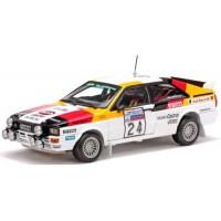 AUDI Quattro Rally RAC'82 #24, H.Demuth / J.Daniels