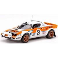 LANCIA Stratos HF Rally Acropolis'78 #8, T.Siroco / M.Makrinos