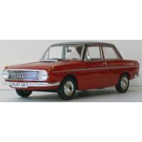 DKW F102 2d, 1965, rouge