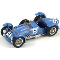 TALBOT Lago T26 LeMans'50 #5, winner L.Rosier / JL.Rosier