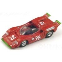 ABARTH Sport 2000 Targa Florio'70 #98