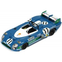 MATRA MS670B LeMans'73 #11, winner H.Pescarolo / G.Larousse