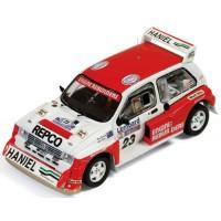 MG Metro 6R4 Rally RAC'86 #23, T.Teesdale / G.Horne