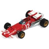 FERRARI 312B GP Austria'70 #12, winner J.Ickx