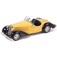 AUDI 225 Front Roadster, 1935, black/yellow (limited 4000)