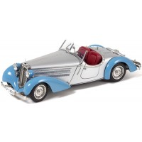 AUDI 225 Front Roadster, 1935, blue/silver (limited 4000)