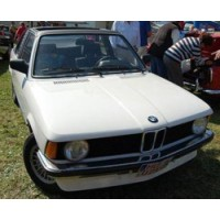 BMW 318i Baur, 1982, rouge met