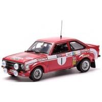 FORD Escort Mk2 Rally Wales'75 #1, winner R.Clark / J.Porter