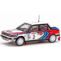 LANCIA Delta Integrale 16V Rally RAC'91 #2, winner J.Kankkunen / J.Piironen