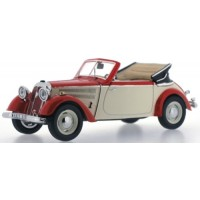 IFA F8 Cabrio, 1953, red/white