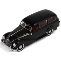 EMW 340 Kombi, 1953, black