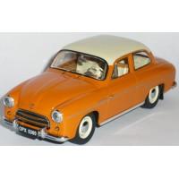 SYRENA 102, 1962, orange