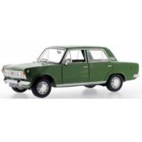 POLSKI Fiat 125P, 1969, green