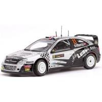 CITROËN Xsara WRC Rally Cyprus'09 #11, P.Solberg