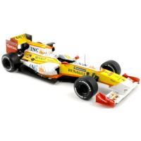 ING RENAULT F1 Team R29 #7, 2009, F.Alonso