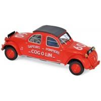 CITROËN 2CV Pompiers Cogolin, 1961
