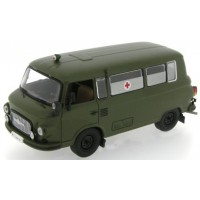 BARKAS B1000 Military Ambulance, 1964