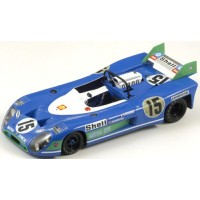 MATRA Simca MS670 LeMans'72 #15, winner H.Pescarolo / G.Hill