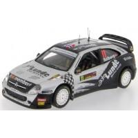 CITROËN Xsara WRC Rally Cyprus'09 #11, 3rd P.Solberg / P.Mills