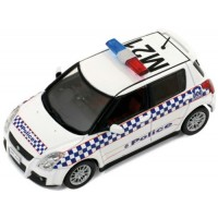 SUZUKI Swift Australia Melbourne Police Car, 2010