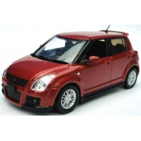 SUZUKI Swift Sport 5p, rouge