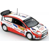 CITROËN C4 WRC Rally Australia'09 #12, Ogier / Ingrassia