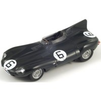 JAGUAR D LeMans'55 #6, winner M.Hawthorn / L.Bueb