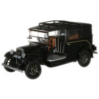 AUSTIN Low Loader Taxi, noir