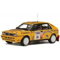 LANCIA Delta HF Integrale 16V Rally RAC'90 #14, P.Eklund / B.Cederberg