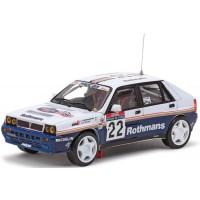 LANCIA Delta HF Integrale 16V Rally TdCorse'90 #22, P.Bernardini / P.Dran
