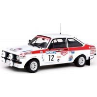 FORD Escort Mk2 Rally 1000Lakes'76 #12, P.Airikkala / R.Virtanen