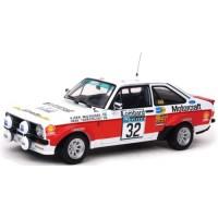 FORD Escort Mk2 Rally RAC'76 #32, 3rd B.Waldegard / H.Thorszelius