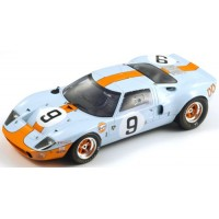 FORD GT40 24h LeMans'68 #9, winner P.Rodriguez / L.Bianchi