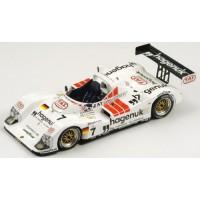JOEST WSC 95 Porsche LeMans'97 #7, winner M.Alboreto / S.Johansson / T.Kristensen