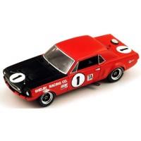 FORD Mustang Daytona'68 #1, 4th J.Titus / R.Bucknum