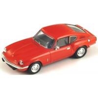 TRIUMPH GT6 Mk3, rouge