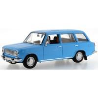 LADA Vaz 2102, 1973, blue