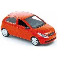 TATA Indica Vista'08, orange