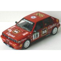 LANCIA Delta HF 4WD Rally Portugal'88 #18, C.Bica / F.Prata