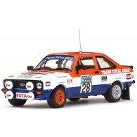 FORD Escort Mk2 Rally RAC'79 #28, M.Wilson / T.Harryman