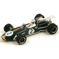 BRABHAM BT24 GP Germany'67 #3, winner D.Hulme