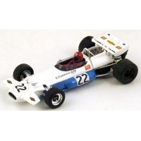 BRABHAM BT33 GP France'70 #22, R.Stommelen