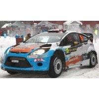 FORD Fiesta RS WRC Rally Sweden'12 #15, 3rd M.Ostberg / J.Andersson
