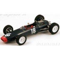 LOTUS 25 BRM GP Monaco'64 #18, 6th M.Hailwood